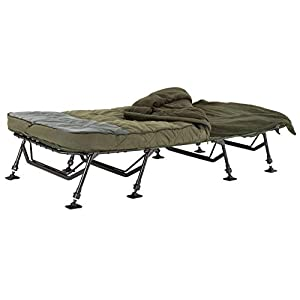 JRC Extreme TX2 Sleep System Wide NEW Carp Fishing Bedchair 5 Season System