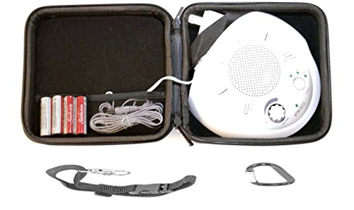 homedics ss 2000g f amz sound spa relaxation machine with 6 nature sounds