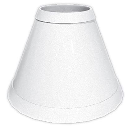 Amazon darice bulk buy diy crafts lampshade white 4 inches 6 darice bulk buy diy crafts lampshade white 4 inches 6 pack 2600 aloadofball Image collections