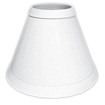 Amazon bulk buy darice diy crafts lampshade white 4 inches 6 bulk buy darice diy crafts lampshade white 4 inches 6 pack 2600 aloadofball Image collections