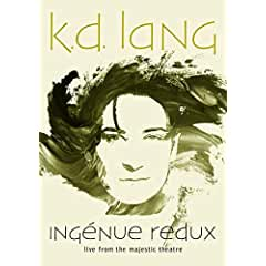 Ingenue Redux: Live from The Majestic Theatre debuts on Blu-ray, DVD, Digital Dec. 14 from MVD