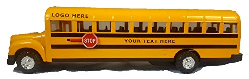 WWOT Conventional Hood School Bus Custom Lettered