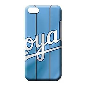 iphone 4 4s case Snap High Grade mobile phone skins kansas city royals mlb baseball