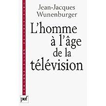 L'homme à l'âge de la télévision (Intervention philosophique)