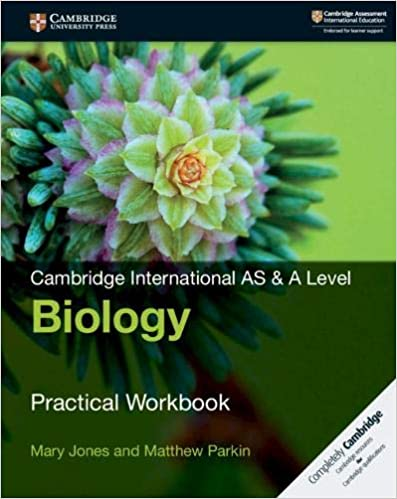 Cambridge International As & A Level Biology Practical Workbook por Mary Jones epub