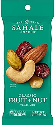 Sahale Snacks Classic Fruit and Nut Trail Mix, 1.5 Ounces