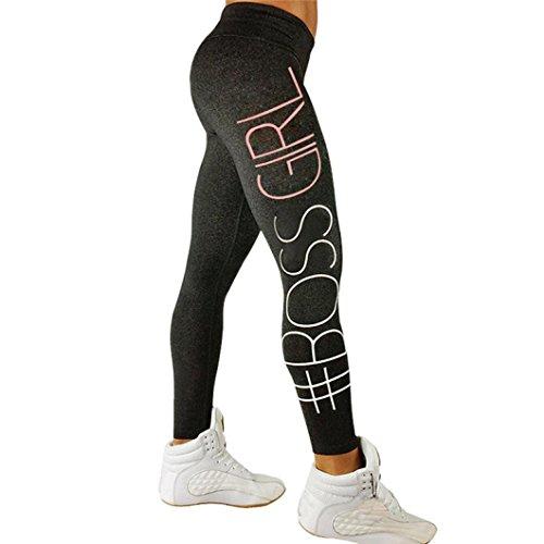 de Yoga Faire L Sports Noir Mode Sports Fitness Fonctionnement exercices athltiques leggings Pantalon Fonc Mamum Femmes des Pantalons Gris Hq7w5Xgn