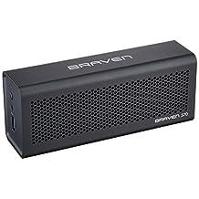 Braven 570 BZ570BBP Portable Bluetooth Speaker, Speakerphone and Charger, Black