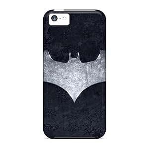 Pretty Sgc14273KNiR Iphone 5c Case Cover/ Batman Series High Quality Case