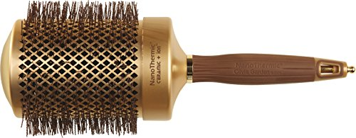 Extra Round Brush Large (Olivia Garden Nano Thermic Hairbrush NT-82 82/ 105 mm)