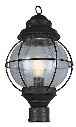 (Trans Globe Lighting 69905 BK Outdoor Catalina 19