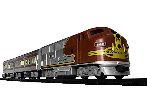 Lionel Santa Fe Diesel Ready to Play Train Set (35 Piece) -