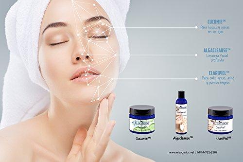 Amazon.com: Claripiel - Crema Aclaradora - Crema Facial Natural para piel CONGESTIONADA con problemas de GRASA Y ACNÉ (2.3 Oz): Health & Personal Care