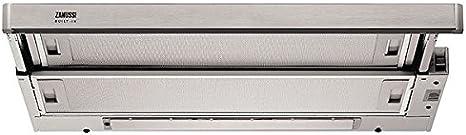 Zanussi - Campana telescópica ZHP 622 NX con 3 velocidades: Amazon.es: Hogar