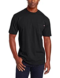 Men's Big and Tall Heavyweight Crew Neck Short Sleeve Tee