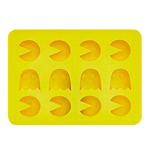 Pac Man Silicone Ice Cube Tray product image