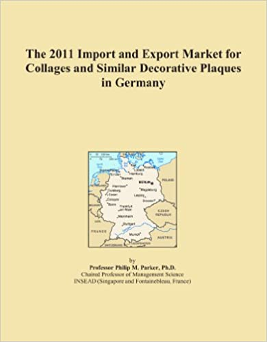 The 2011 Import and Export Market for Collages and Similar Decorative Plaques in Germany