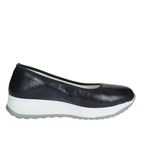 002 IV8333 Blue Women Flats Soft B Cinzia Ballet gCtRxt