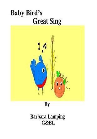 Baby Bird's Great Sing