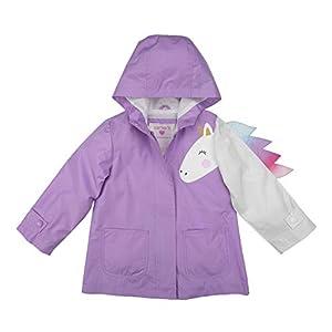 Carter's Girls' Little Perfect Rainslicker Rain Jacket