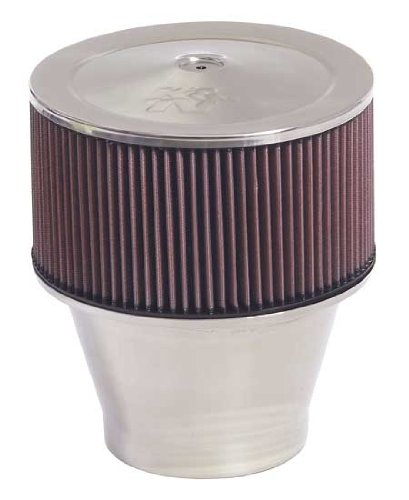 K&N 58-1191 High Performance Custom VS Assembly Air Cleaner Stack