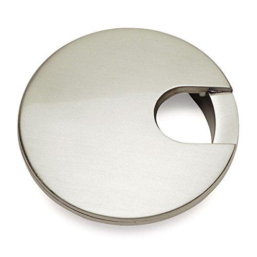 (Cosmas 50203SN Satin Nickel 2-1/2