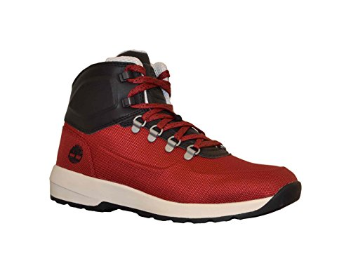 Timberland Westford Mid Embos Red (8)