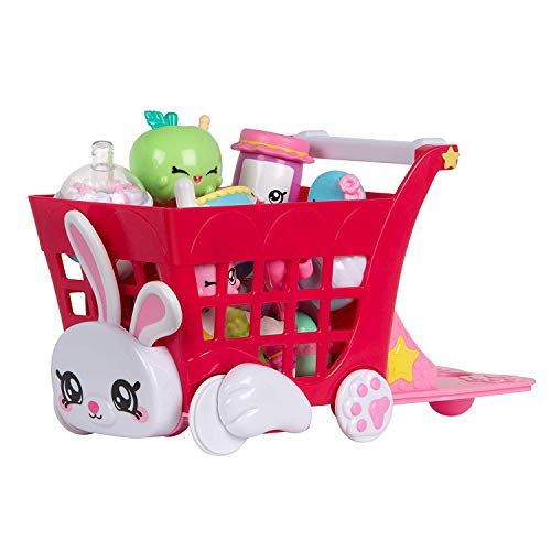 Kindi Kids Rabbit Petkin Shopping Cart is a great toy for preschool aged girls