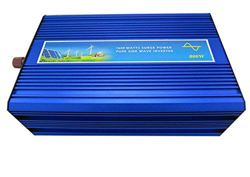 GOWE 800W Metallabstreifgitter reiner Sinus Wechselrichter Frequenz inverter. 12 V/24 V-DC-auf - 1 00 (de) 11/0, 0, 1/20/22/30 (DE) 2 24 (DE) 0 Vac.