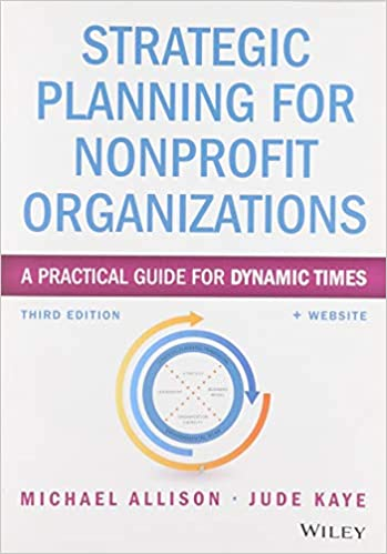 one page nonprofit business plan template