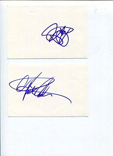 Backstreet Boys Rare Famous Singer Pop Band Signed Autograph