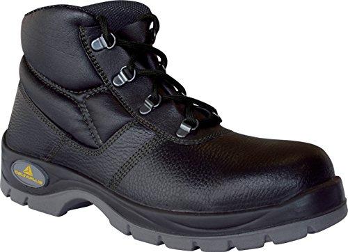 Delta plus calzado - Juego bota piel jumper2 s1 negro talla 39(1par)
