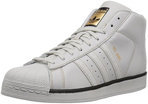 adidas Promodel, Men's High-Heels Grau/Schwarz/Gold (Grey One/Black/Tactile Gold)
