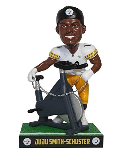 FOCO 2018 Juju Smith-Schuster Limited Edition Bobblehead Pittsburgh Steelers