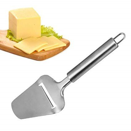 Coupe Fromage Tranche Fromage 13 cm Acier Inoxydable Space Home
