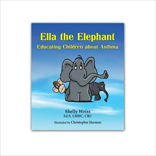 Ella The Elephant - Educating Children about asthma