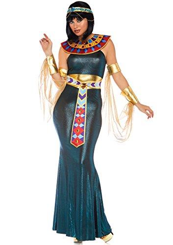 Sexy Egyptian Queen Costumes - Leg Avenue Women's Costumes, Multi,