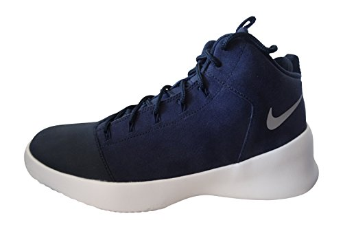 NIKE hyperfr3sh PRM Mens hi top Trainers 805898 Sneakers Shoes (US 9, Obsidian Summit White 400)