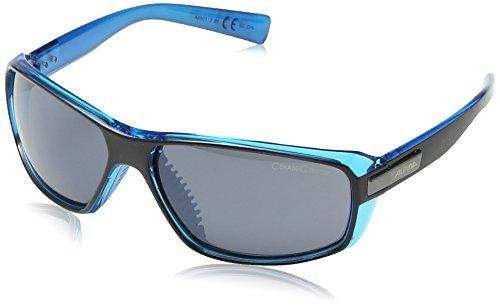 Sonnenbrille Alpina Lacey sw/blau transparent Glas sw versp. S3