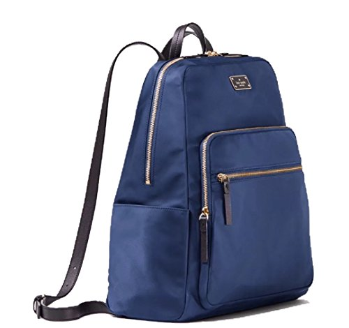 nwt kate spade large hilo backpack oceanic blue $299 by Kate Spade New York