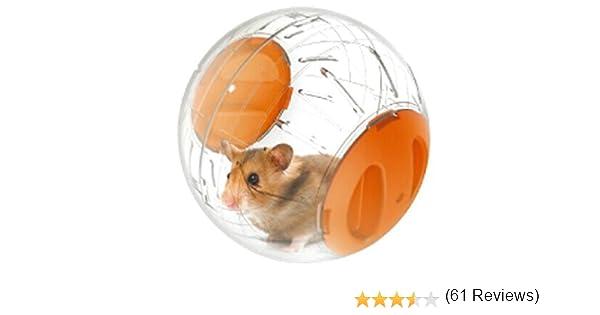Pelota para Correr de H/ámster Pelota de Ruedas de Ejercicio de 12cm para Animales Peque/ños Ratones Lindos de Pl/ástico para Mascotas Ratas Gerbil Corriendo Corriendo Jugando Juguetes Divertidos