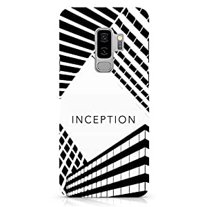 Loud Universe Inception Architecture Samsung S9 Plus Case Inception the movie Samsung S9 Plus Cover with 3d Wrap around Edges