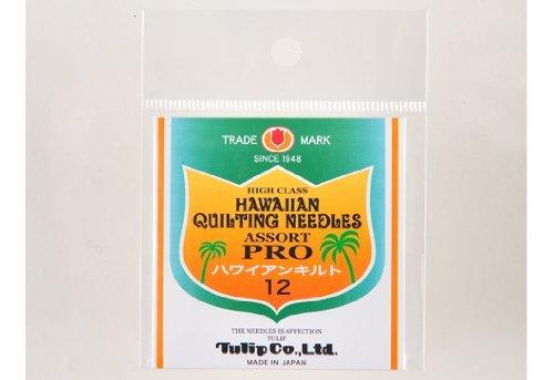 Tulip High Class Hawaiian Quilting Needles Assort Pro