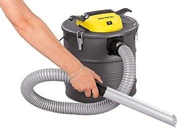 Parkside PAS 500 B1 - Aspiradora de cenizas (18 L): Amazon.es: Bricolaje y herramientas