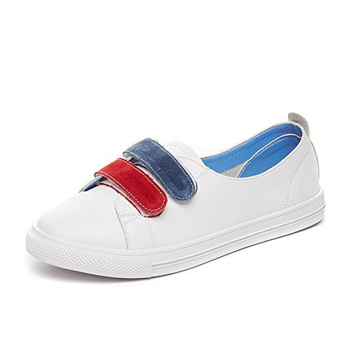 NGRDX&G Weiblicher Turnschuh Der Weißen Schuhe Beschuht Freizeitschuhe