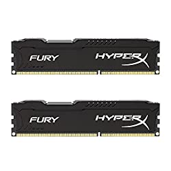 For higher performance upgrades, increased in-game FPS and an overall faster system. Effortless Upgrade, Relentless Style Get in the game with HyperX FURY. Even newbies get up to speed fast, since FURY automatically recognizes its host platform and