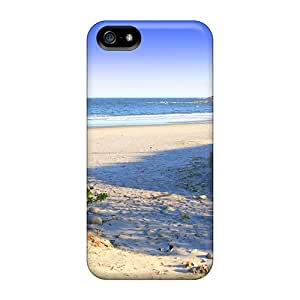 For OsZcG11311nYsuZ Narragansett Beach Protective Case Cover Skin/iphone 5/5s Case Cover