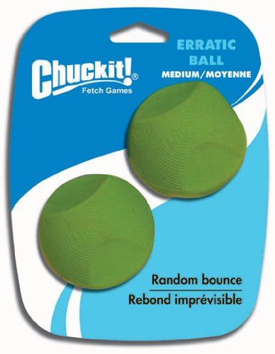 Chuckit Erratic Rubber Ball Medium product image