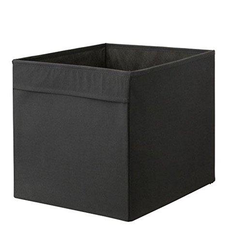 IKEA Drona Caja, negro, 4 unidades: Amazon.es: Hogar