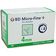 BD microfine 4mm 32G latest edition